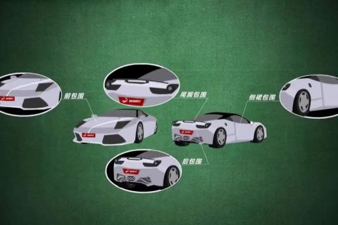 6.动画宣传片-汽车套件